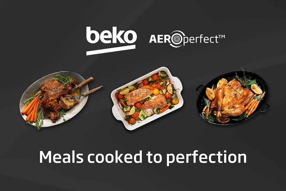 Beko 2020 Cooking AeroPerfect Inner Door
