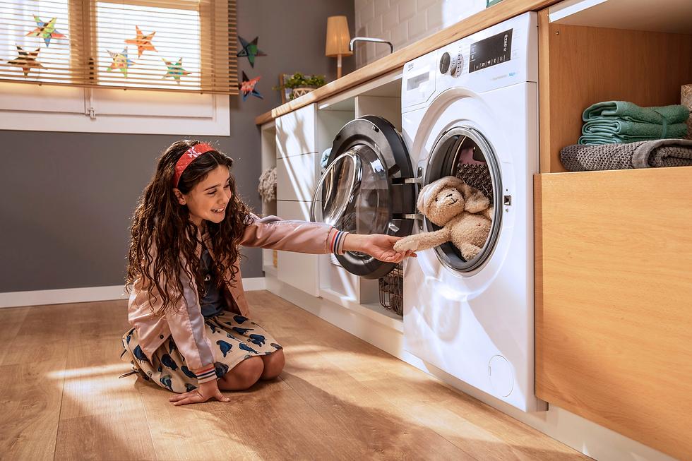 Beko 2019 Laundry AquaTech Lifestyle Pho