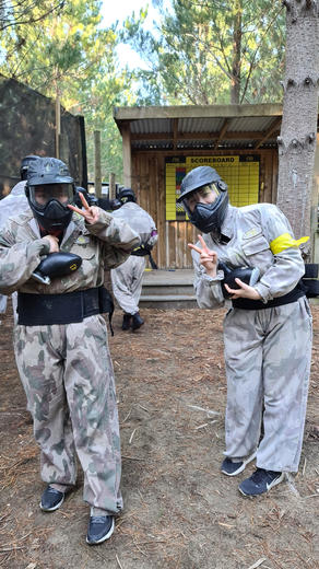 Paintball game 2