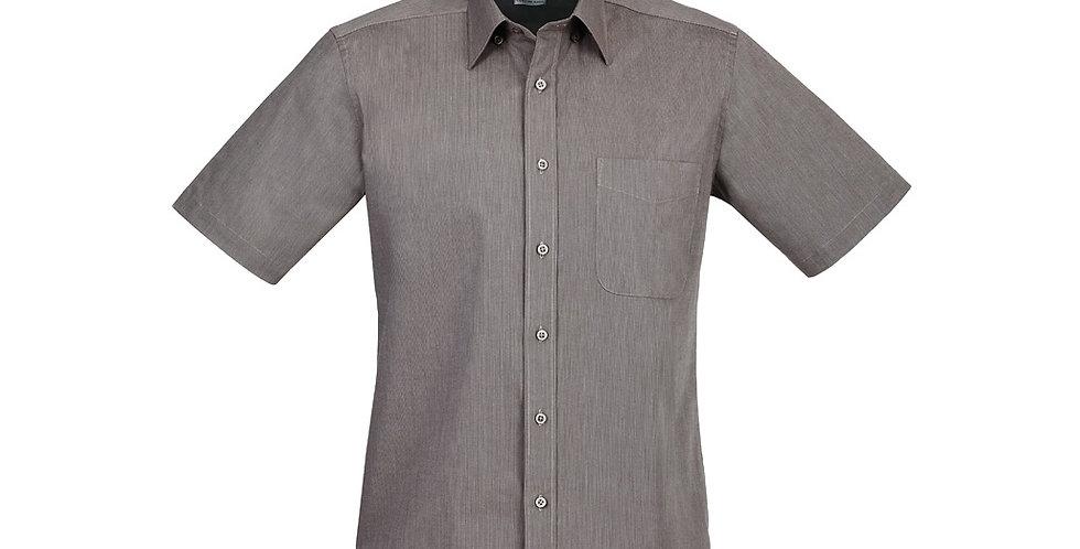 Mens Chevron S/S Shirt