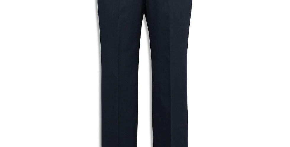 Mens Cool Stretch Suiting Flat Front Pant Regular