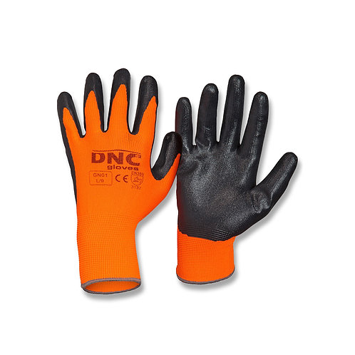 Unisex Nitrile Synthetic Glove