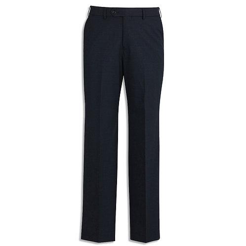 Mens Comfort Wool Stretch Slimline Pant