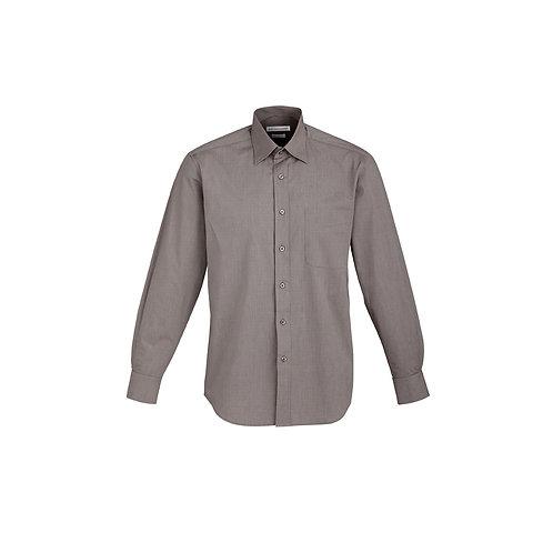 Mens Chevron L/S Shirt