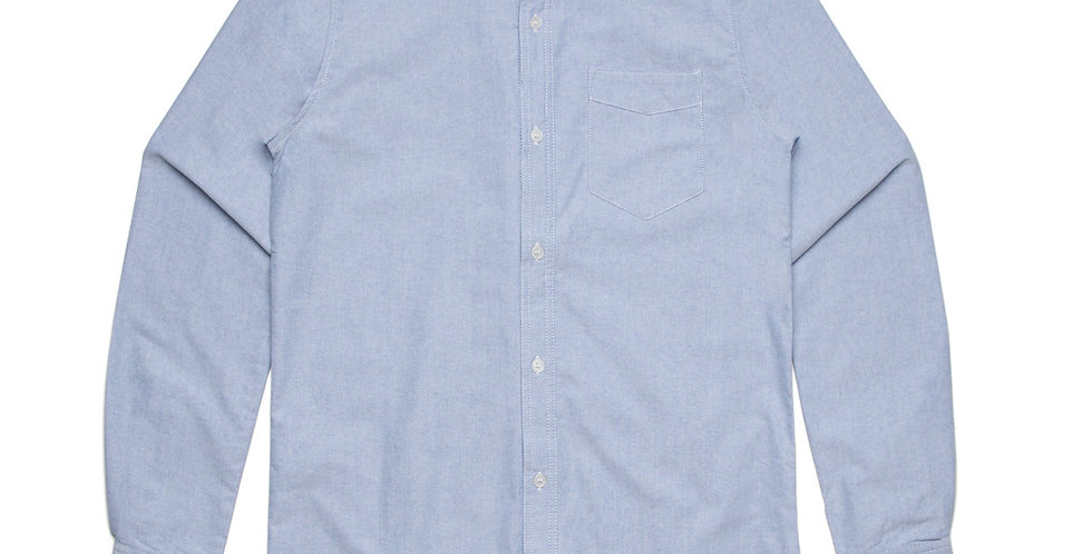 Mens Oxford Long Sleeve Shirt