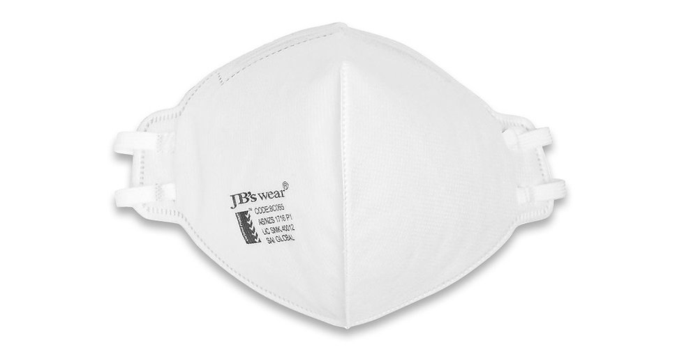 P1 Vertical Fold Respirator (20pc)