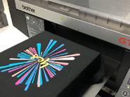 Vivid Digital print (direct to garme