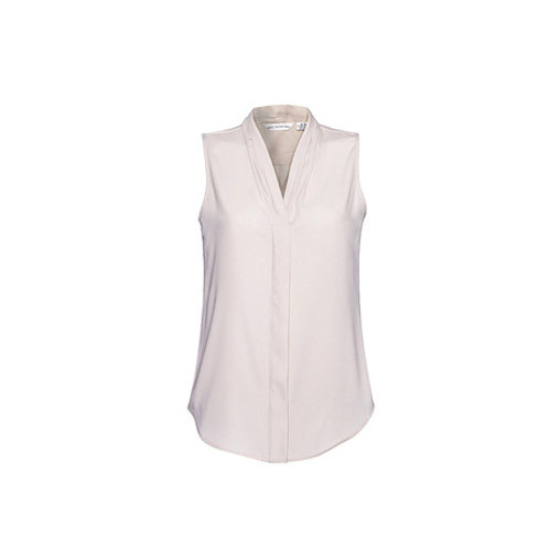 Ladies Madison Sleeveless Shirt