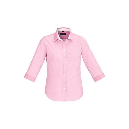 Ladies Fifth Avenune 3/4 Sleeve Shirt