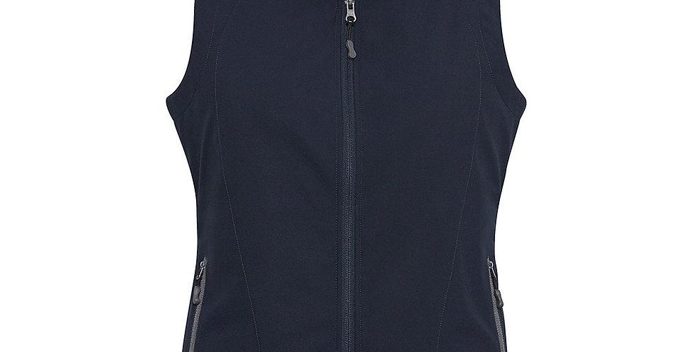 Ladies Breathable Softshell Vest