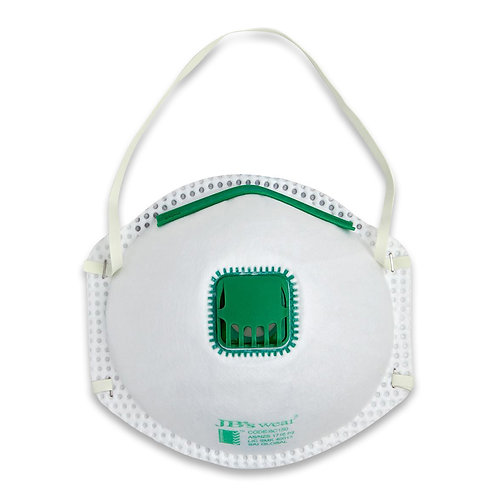 Blister P2 Respirator with Valve (3pc)