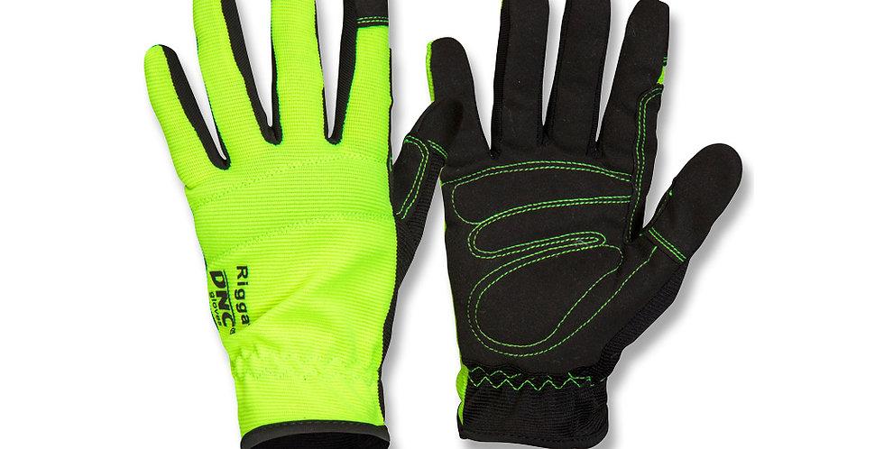 Unisex Rigga + Mechanical Glove