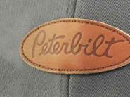 Embossed PU badge