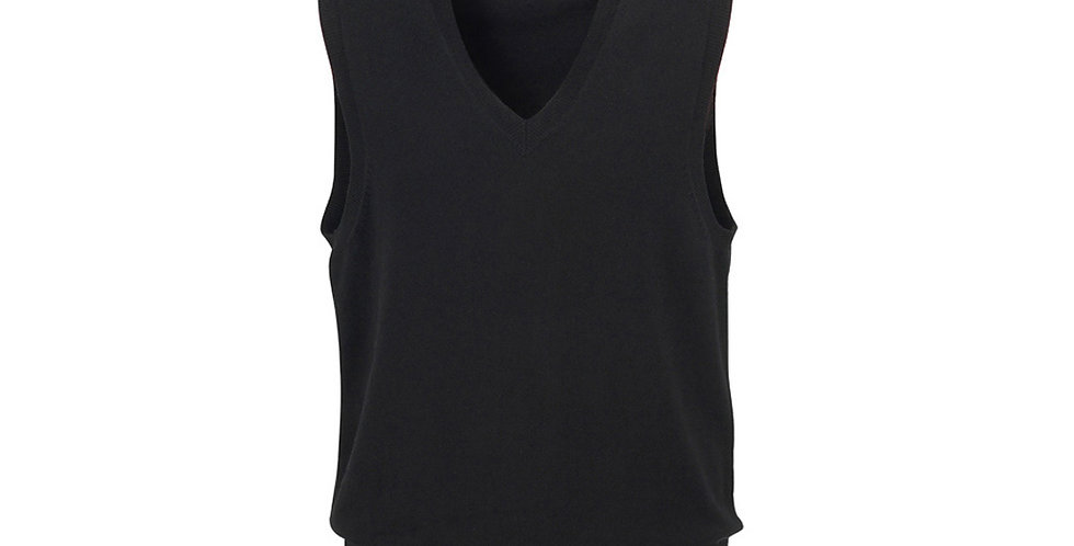 Ladies All Season V Neck Vest