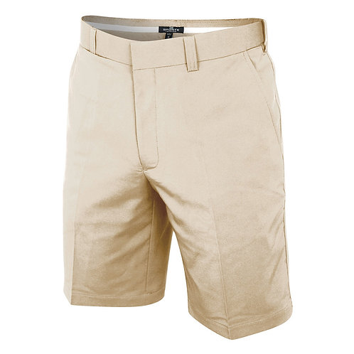 Mens Plain Moisture Wicking Shorts