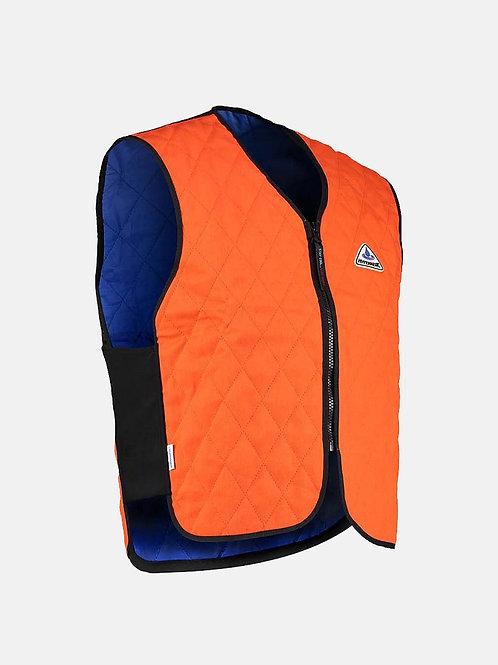 Evaporative Cooling Fire Resistant Vest