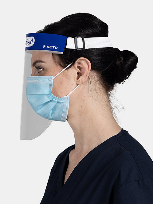 HygiMed Disposable Face Shield