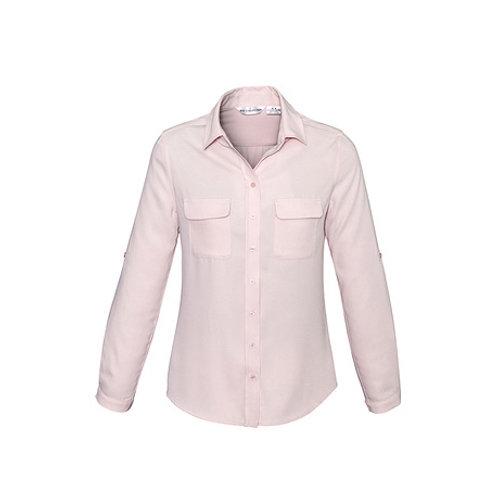 Ladies Madison L/S Shirt