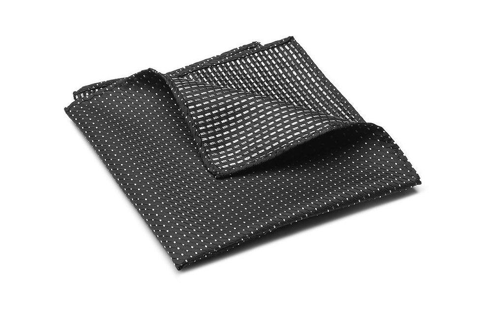 Micro Spot Pocket Square