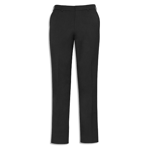 Mens Cool Stretch Suiting Adjustable Waist Pant Stout