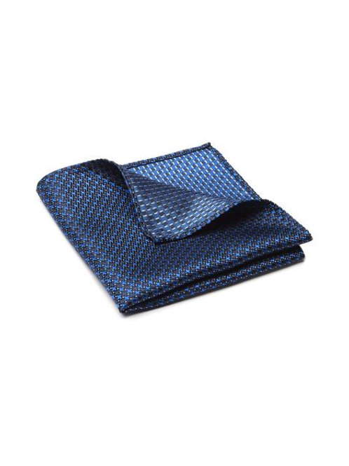 Cross Pocket Square