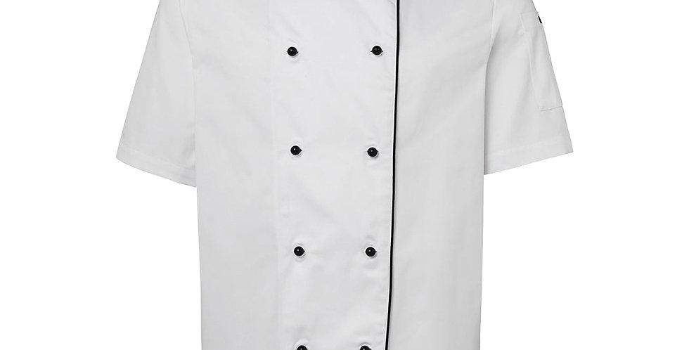 Chef Short Sleeve Jacket