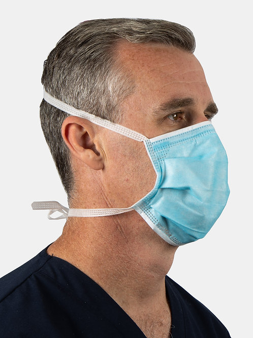 HygiMed Surgical Mask Level 3 with Ties