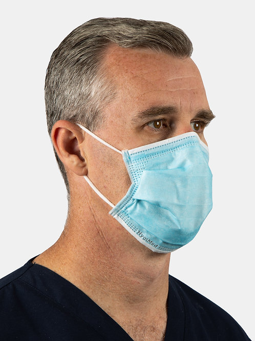 HygiMed Surgical Mask Level 3 with Ear Loops