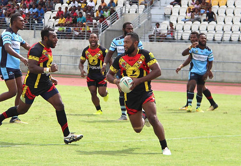 NCDC Port Moresby Vipers are set for the