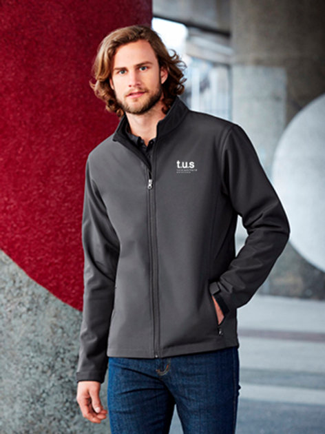 Mens Lightweight Softshell Jacket