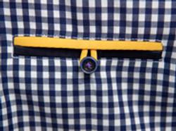 Custom pocket detailing