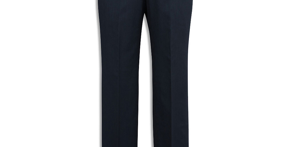 Mens Cool Stretch Suiting Flat Front Pant Stout