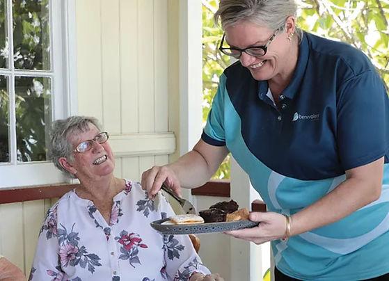 benevolent living custom aged care unifo
