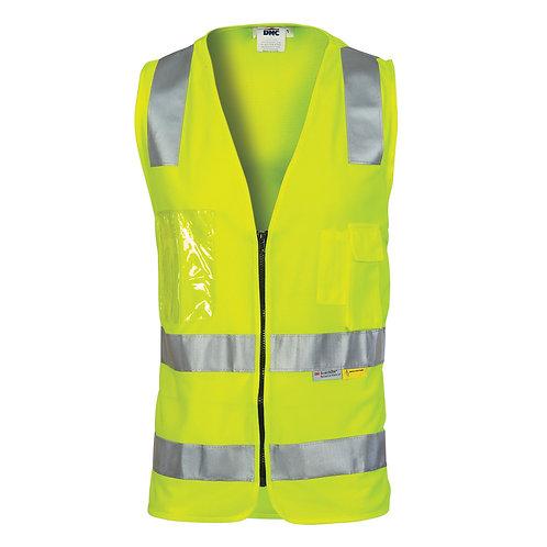 Unisex Daytime Side Panel Safety Vest
