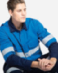 customised workwear colour matching fabr