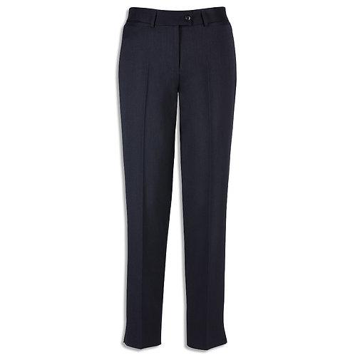 Ladies Cool Stretch Suiting Slim Leg Pant
