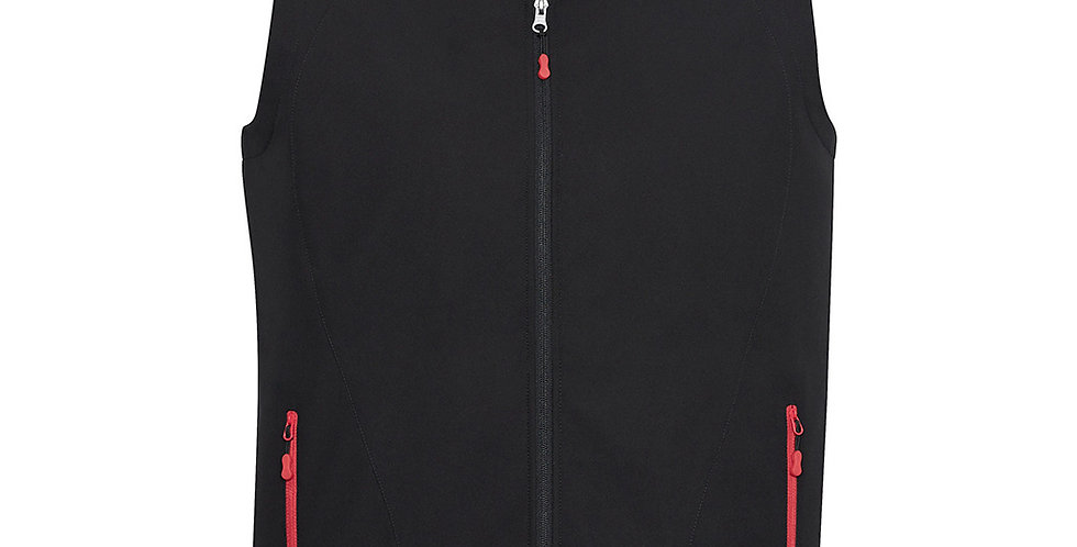 Mens Breathable Geneva Softshell Vest