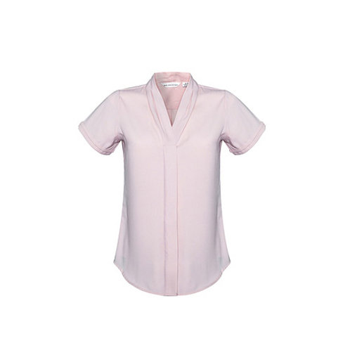 Ladies Madison S/S Shirt