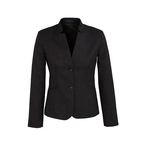 Ladies Reverse Lapel Jacket