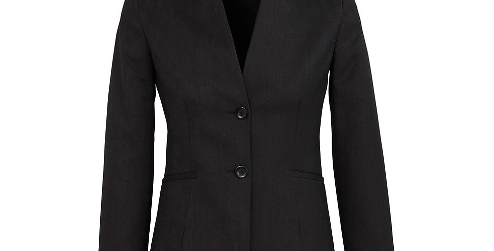 Ladies Reverse Lapel Jacket