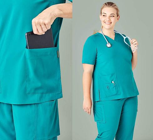 TUS Healthcare uniforms aged care medica