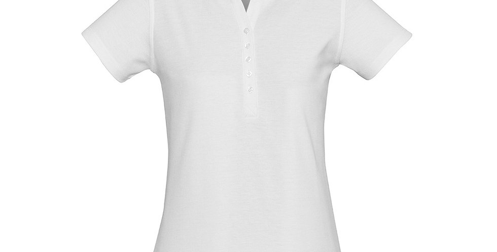 Ladies Crew Classic Pique Polo