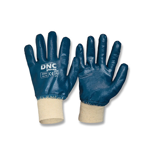 Unisex Nitrile Synthetic Glove