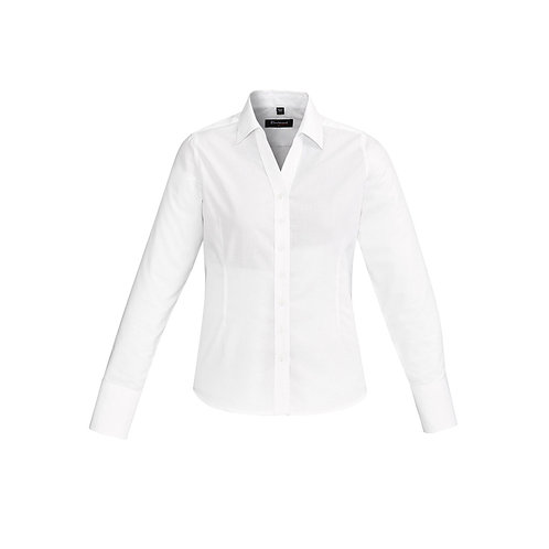 Ladies Hudson Long Sleeve Shirt