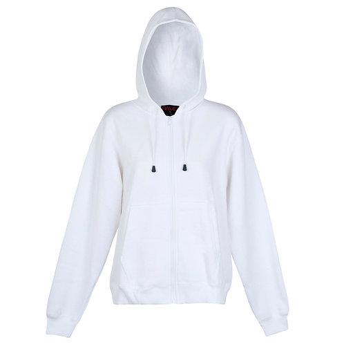 Ladies/Junior Fleece Zip Hoodie