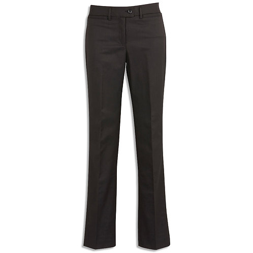 Ladies Cool Stretch Suiting Relaxed Fit Pant