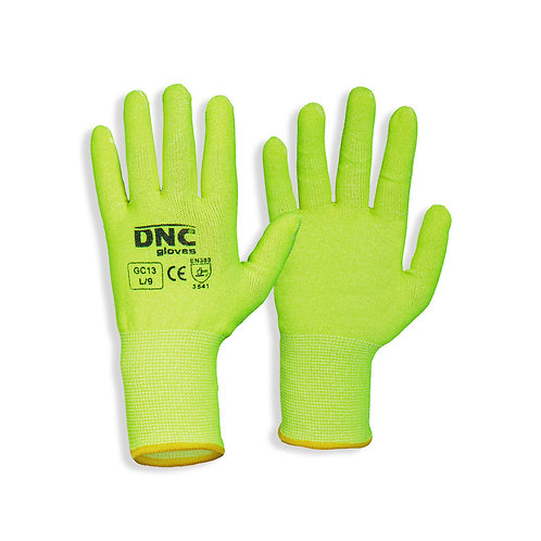 Unisex Duratex Cut Level 5 Resistant Gloves