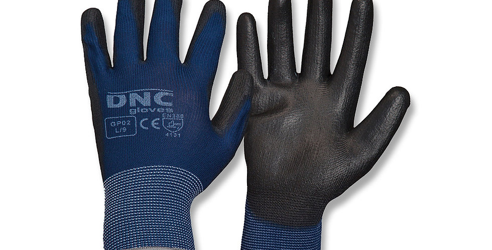 Unisex PU Synthetic Gloves
