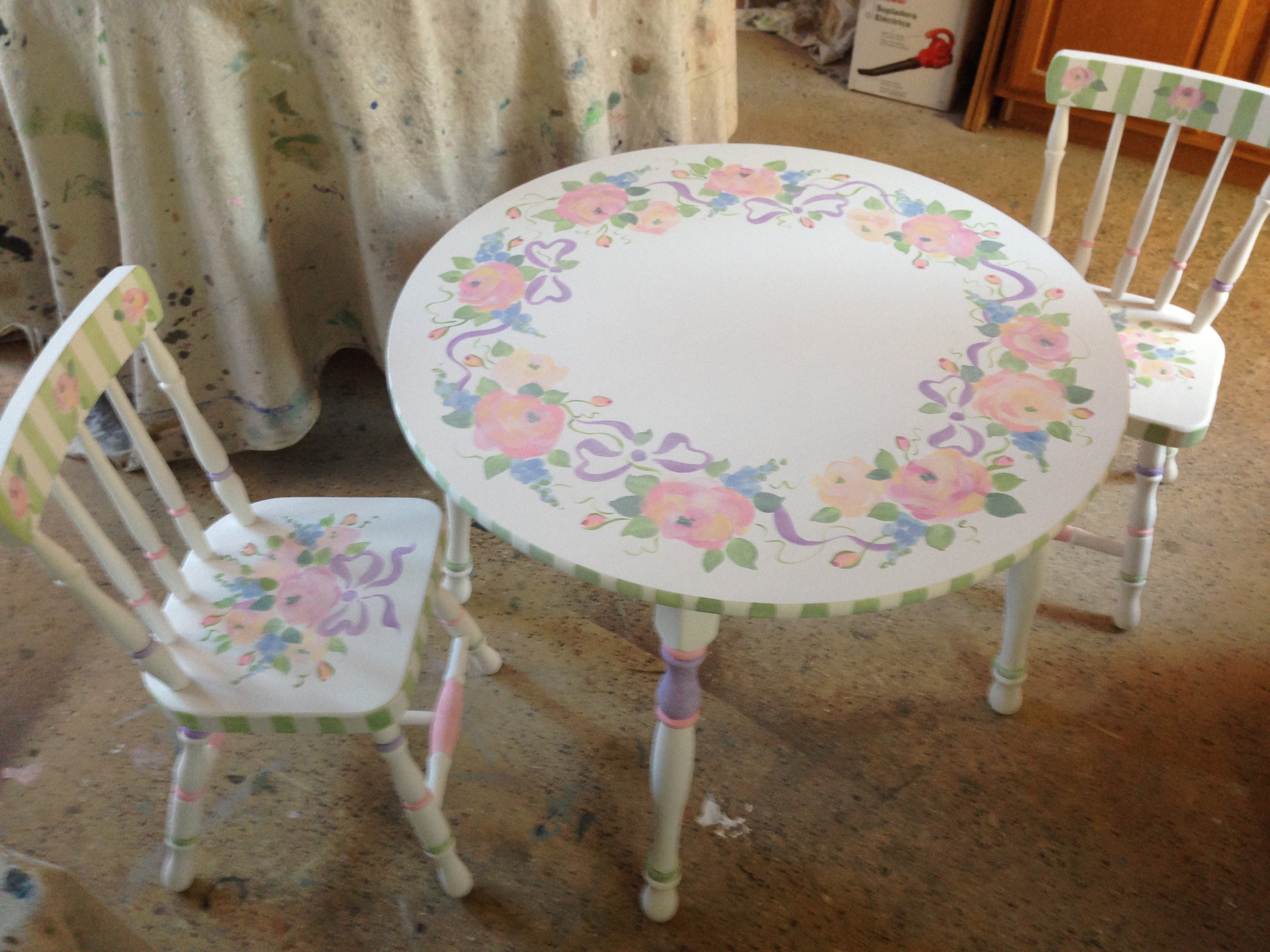 custom childs furniture