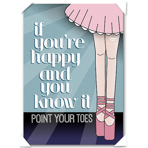 Point your toes